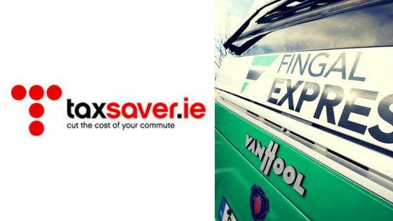 Fingal Express tax saver ticket