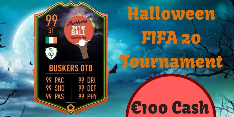 Fifa Halloween Tournament