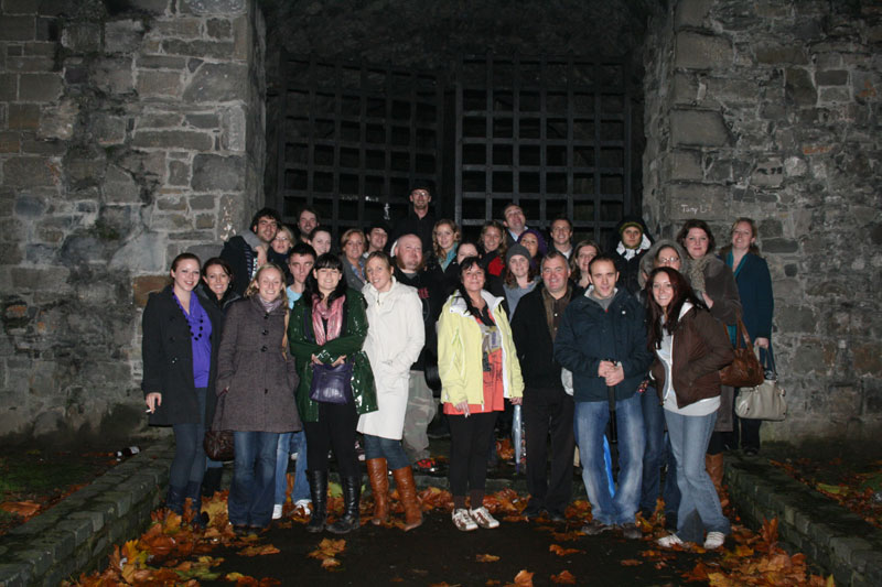 Dublin True Halloween Horrors walking tour