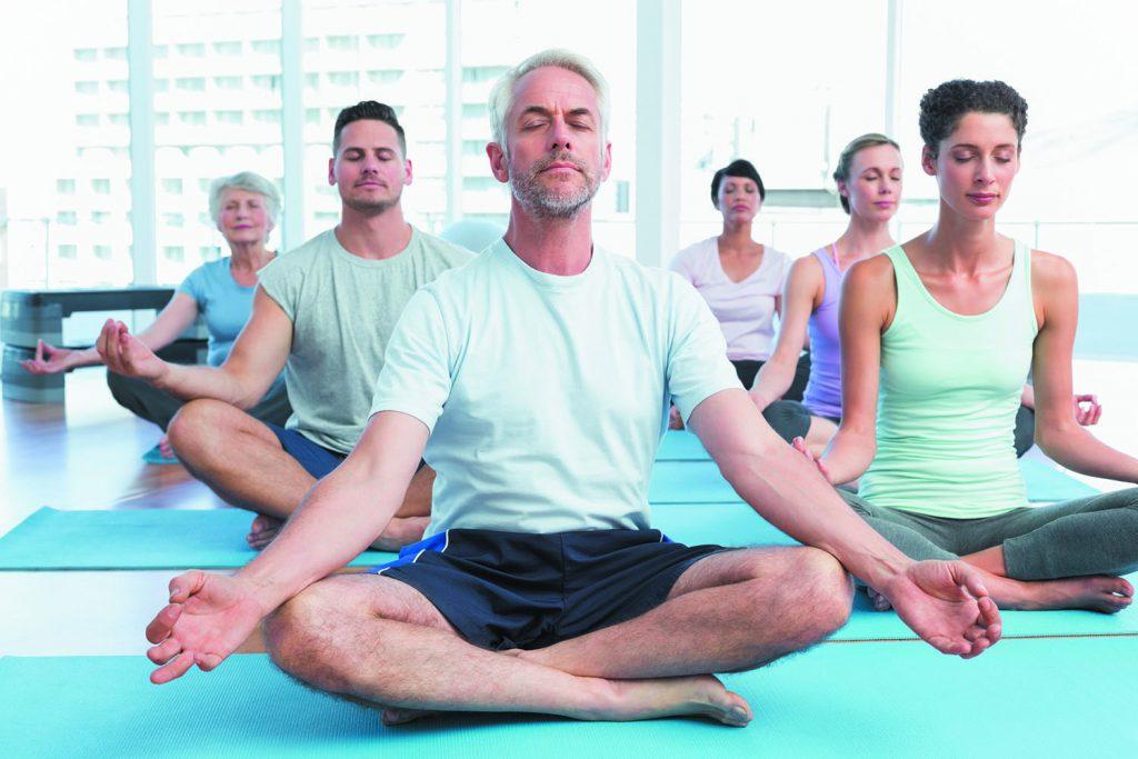 Yoga in Lusk
