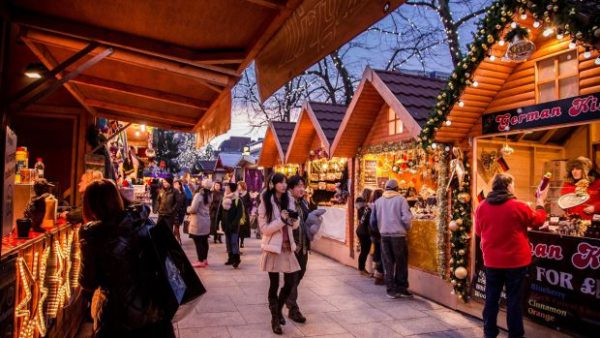 Christmas Markets Dublin