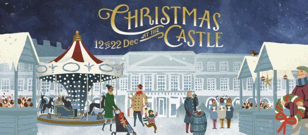 Dublin Castle Christmas Market