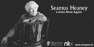 Seamus Heaney on International Women's Day